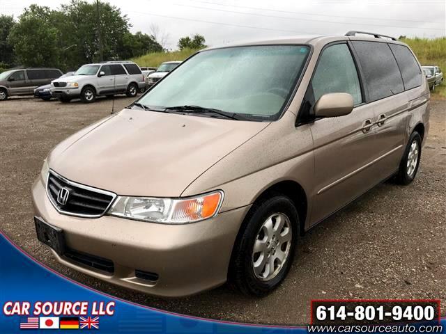 2004 Honda Odyssey EX-L RES