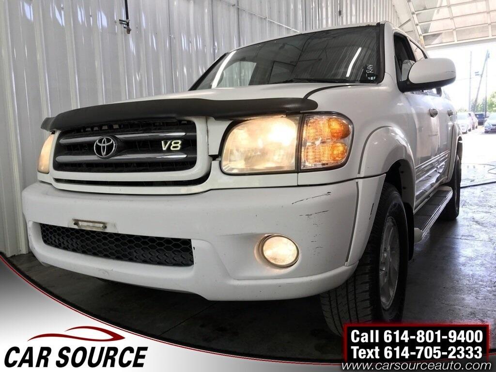 Toyota Sequoia  2001