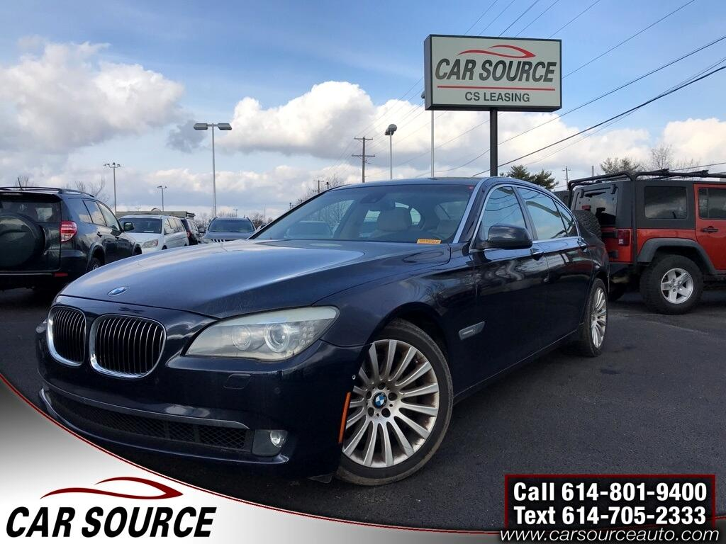 2009 Bmw 750li For Sale >> Used 2009 Bmw 7 Series 750li For Sale In Grove City Oh 43123