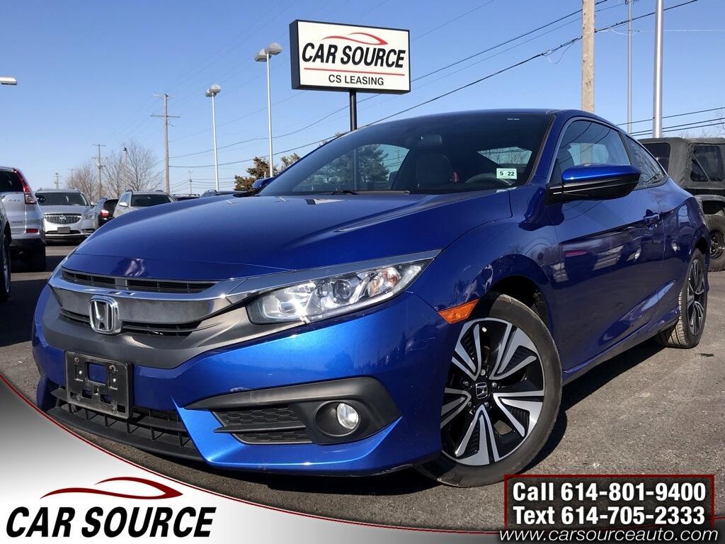 Honda Civic Coupe  2017