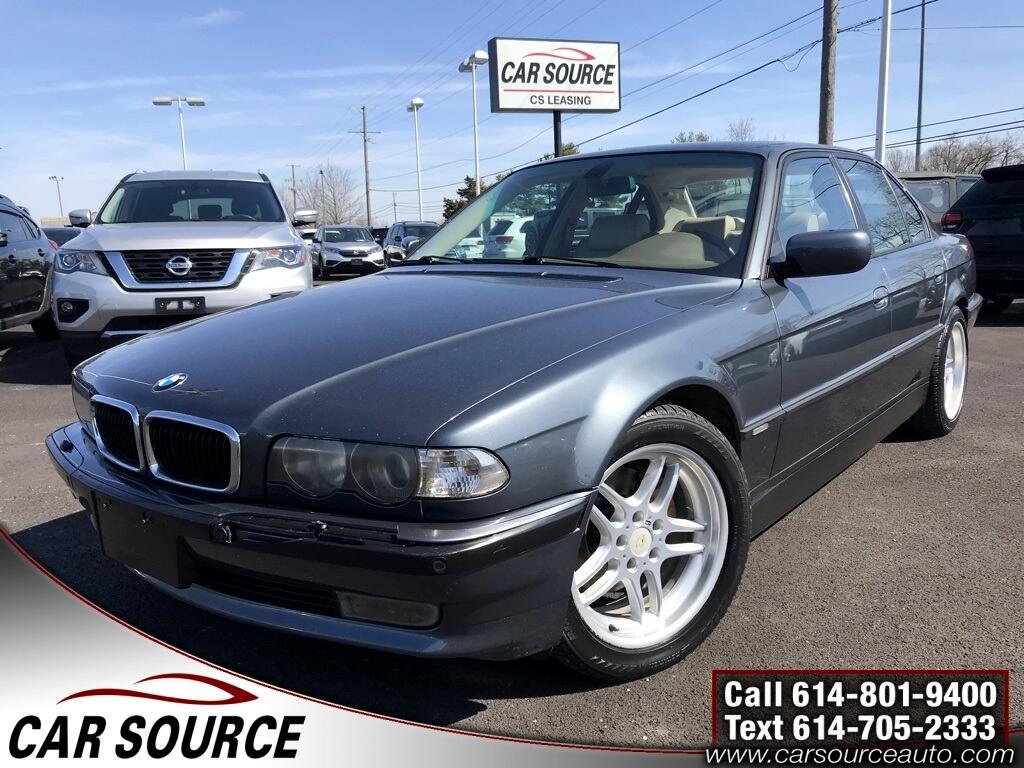 BMW 7 Series  2000