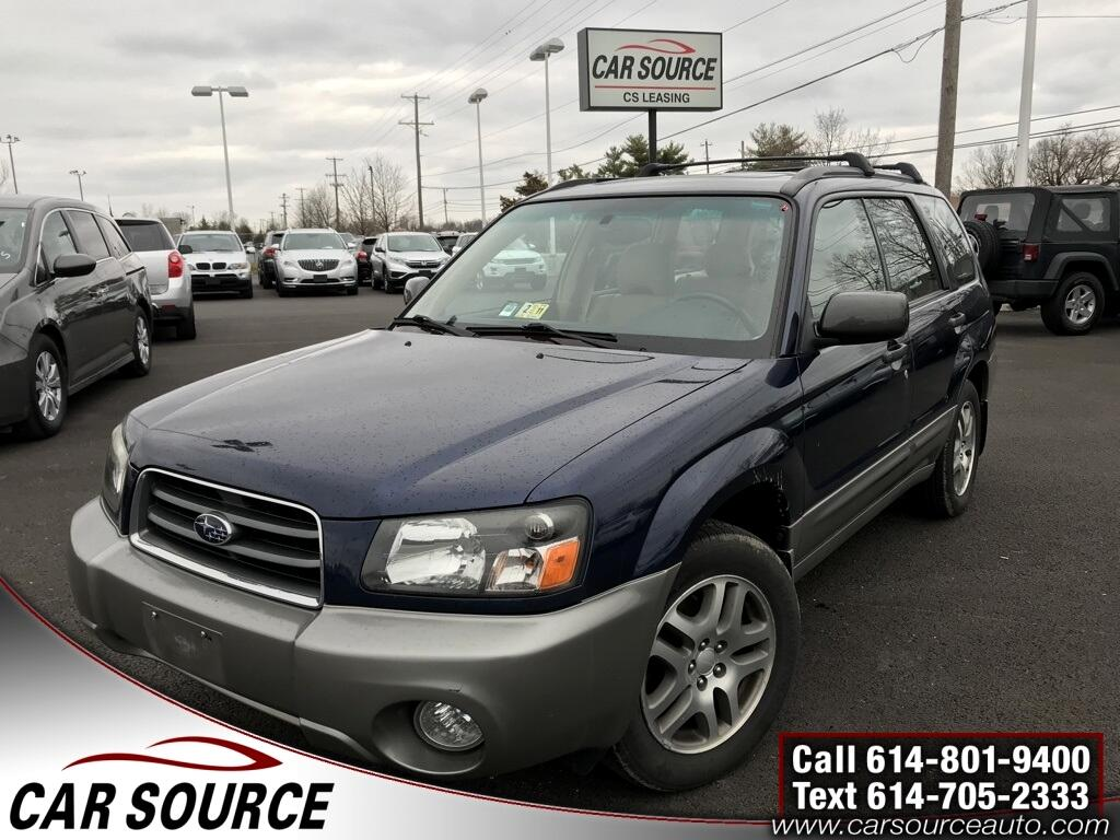 Subaru Forester (Natl)  2005