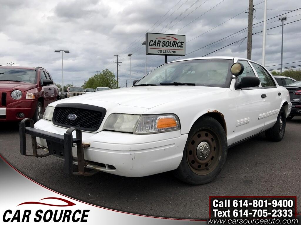 Ford Police Interceptor  2010