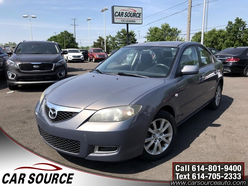 Mazda MAZDA3  2008