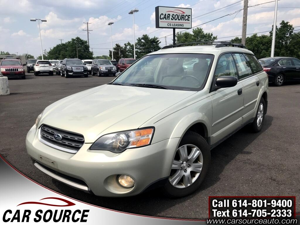 Subaru Legacy Wagon (Natl)  2005