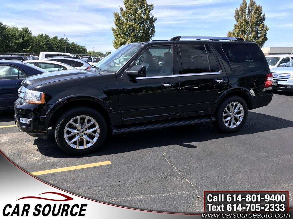 Ford Expedition  2016