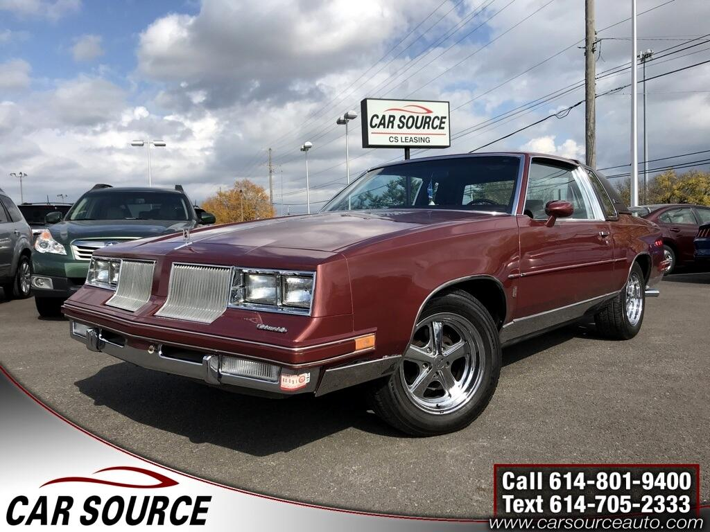 Oldsmobile Cutlass  1986