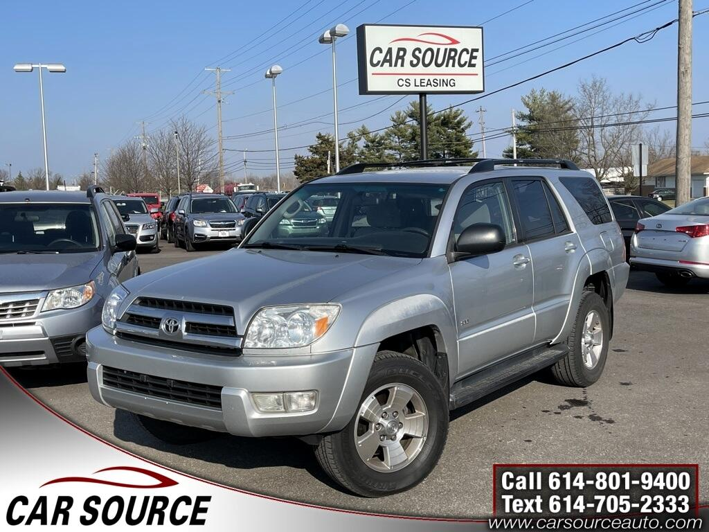 Used 2005 Toyota 4runner Sr5 V6 For Sale In Grove City Oh 43123 Car Source
