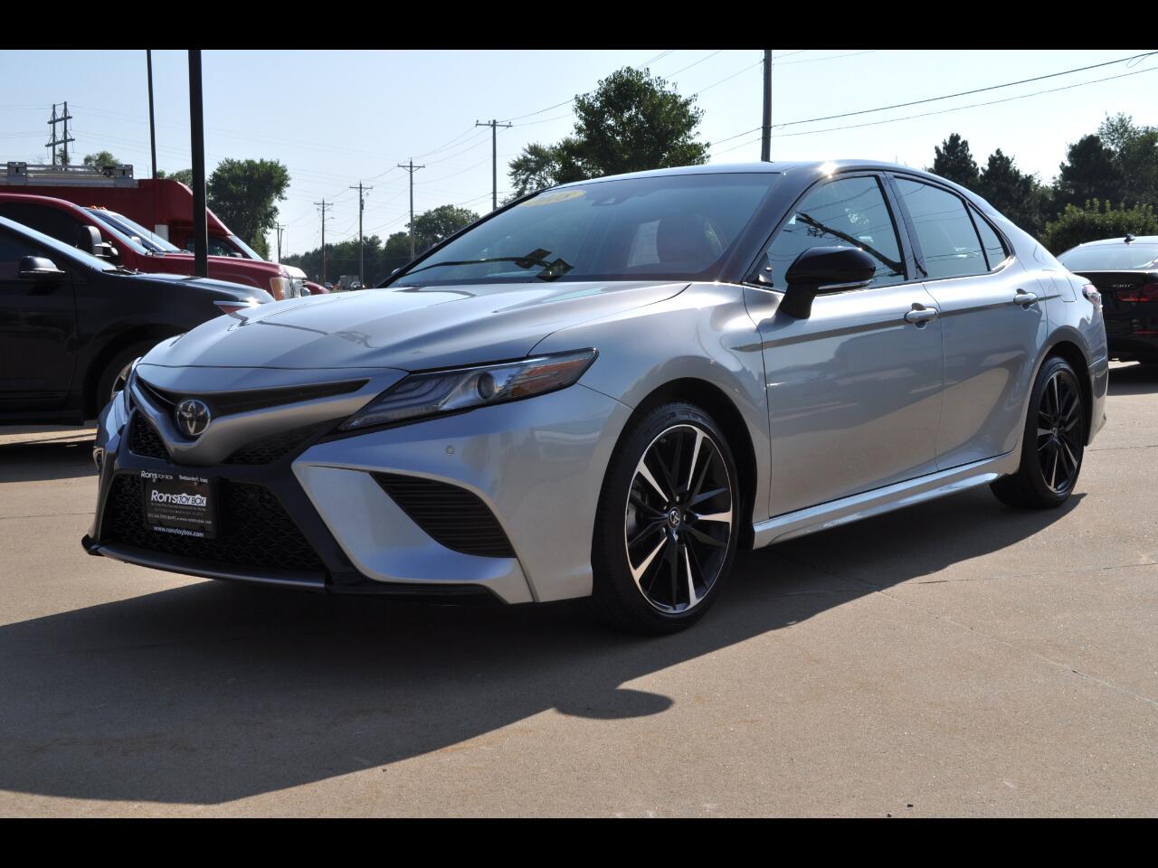 2018 Toyota Camry XSE Auto (Natl)