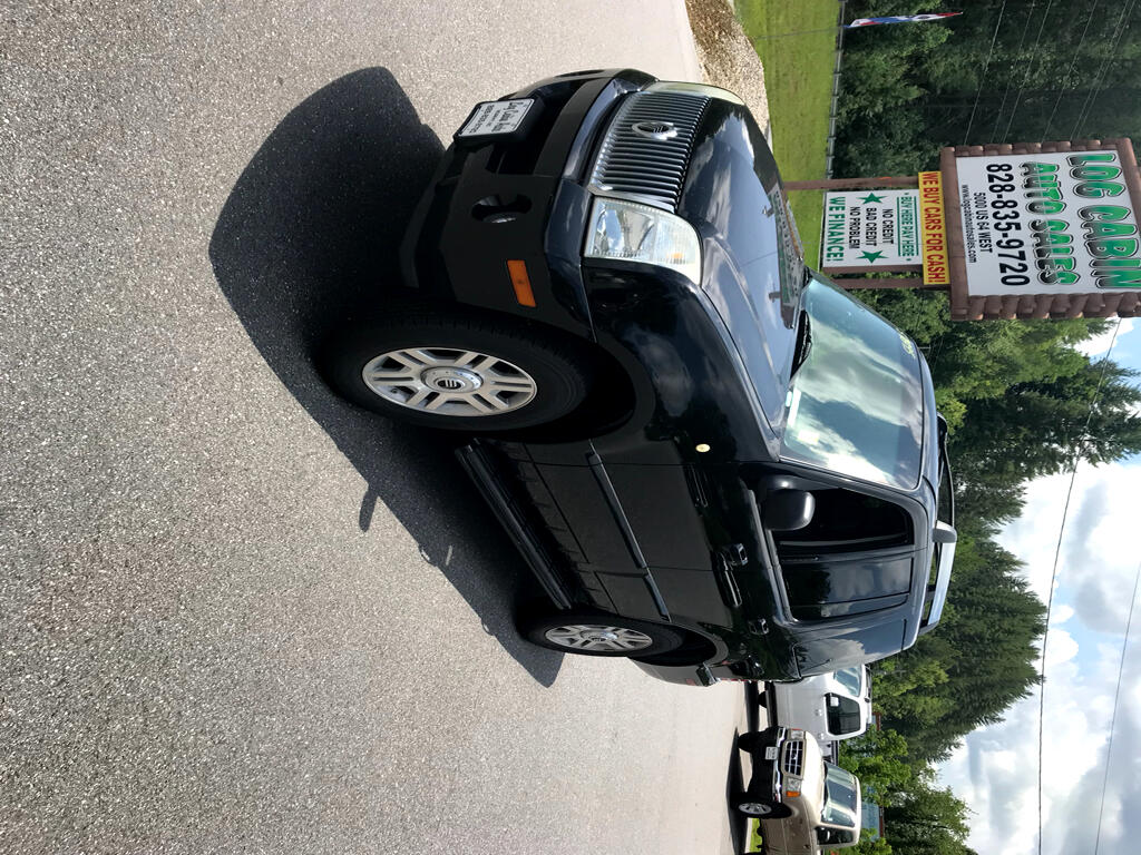2005 Mercury Mountaineer Convenience 4.0L 2WD