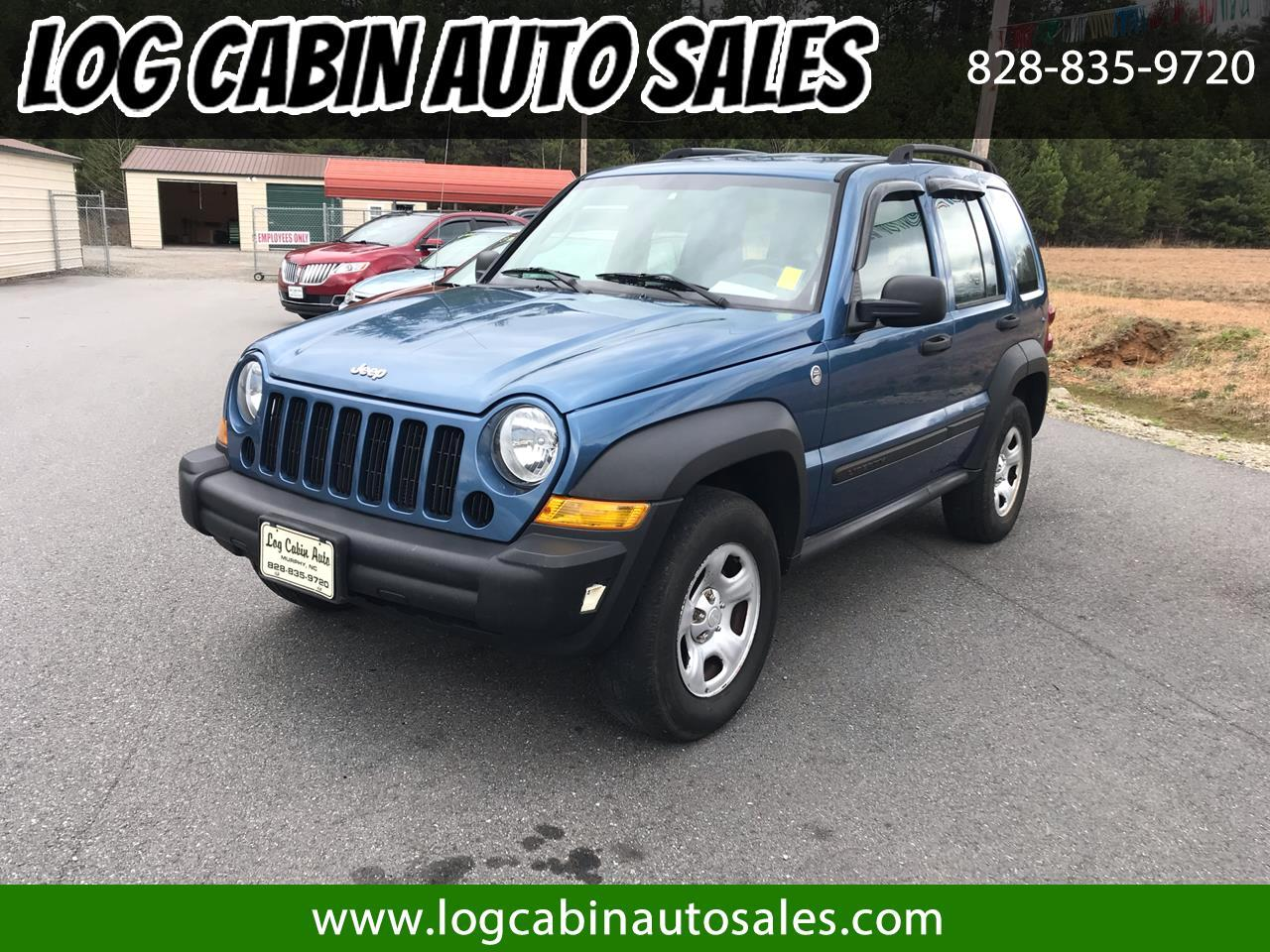 2006 Jeep LIBERTY SP