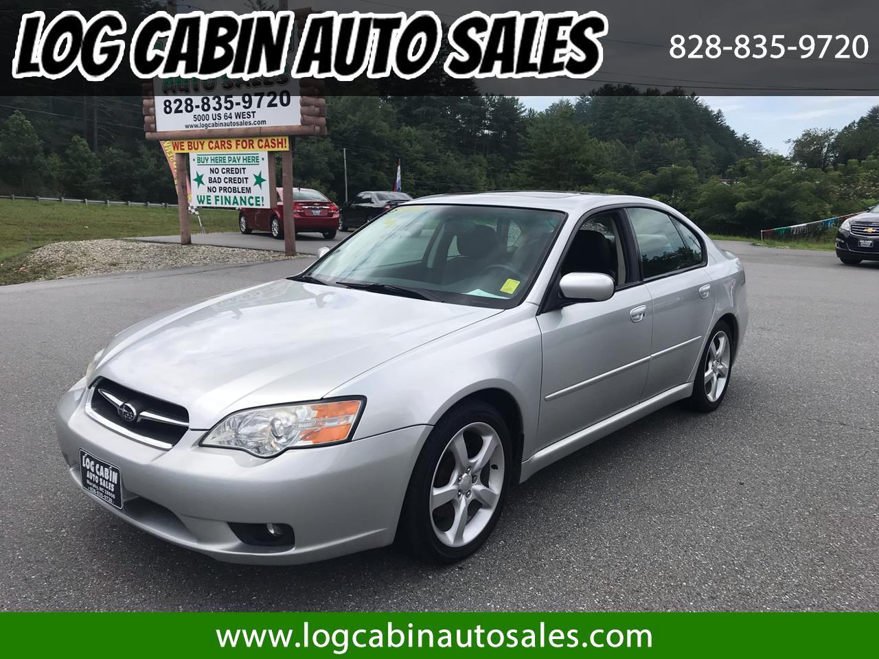 Subaru Legacy 2.5 i Limited 2007