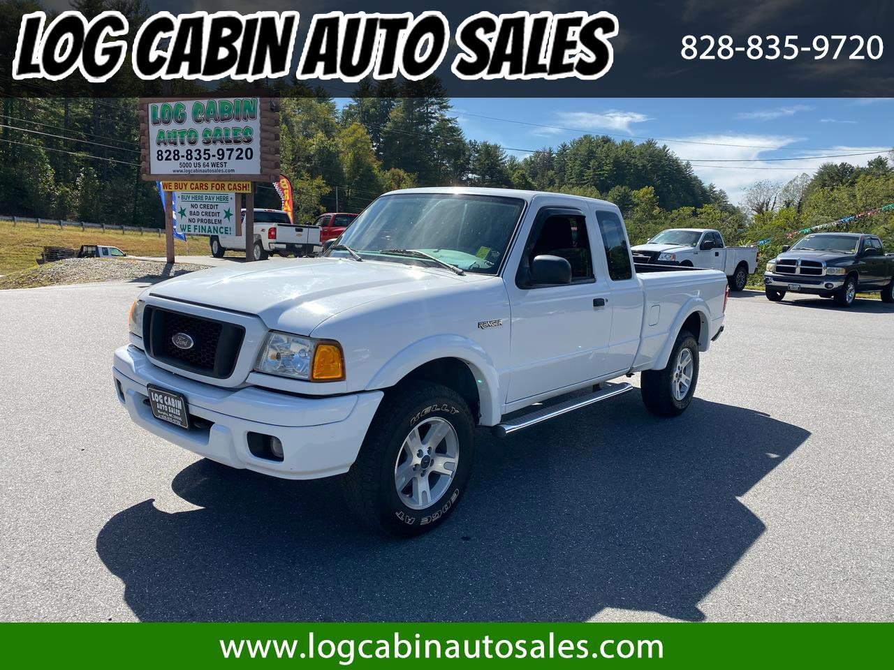 Ford Ranger Edge SuperCab 4-Door 4WD 2005