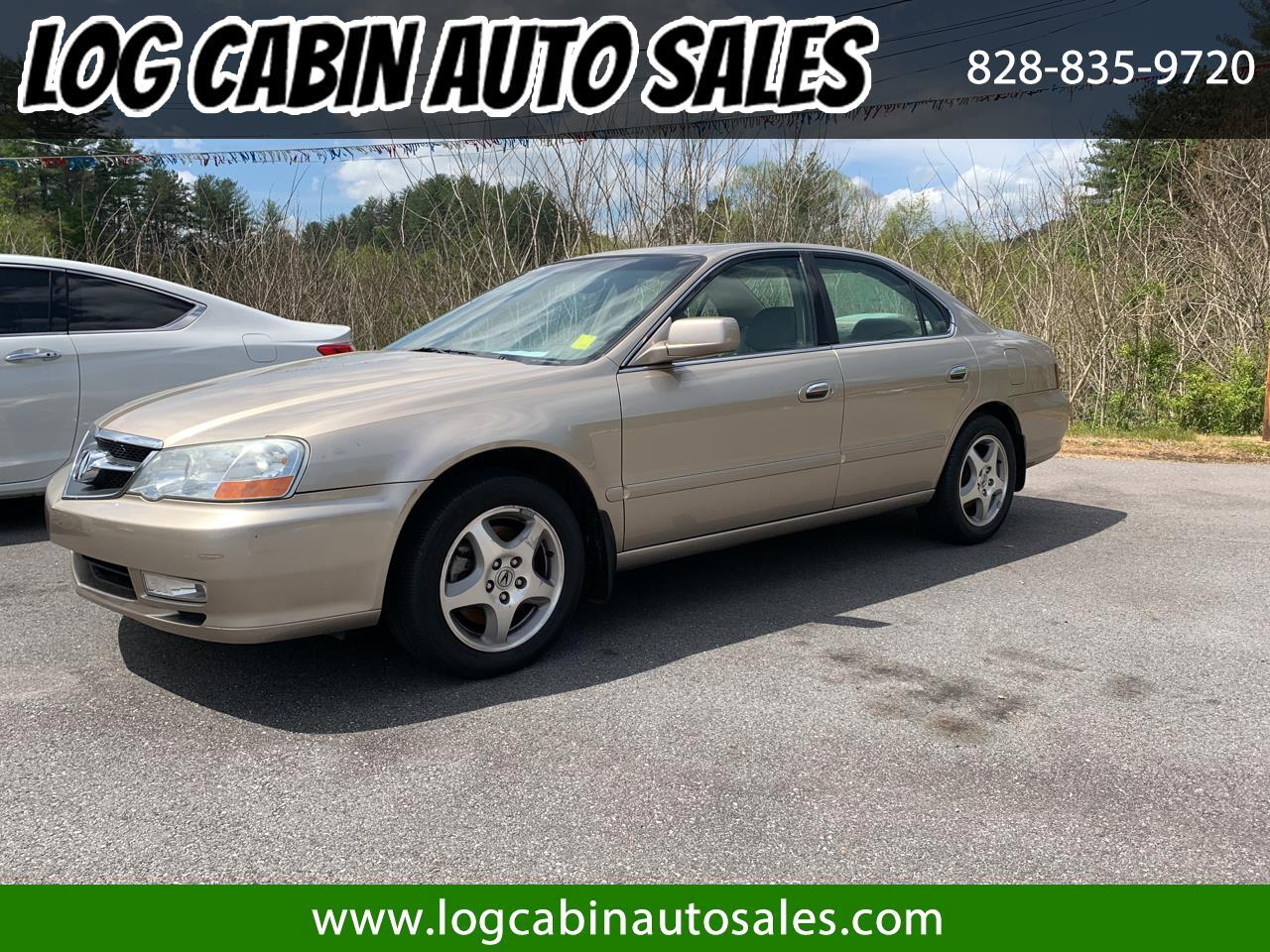 Acura TL 3.2TL 2003