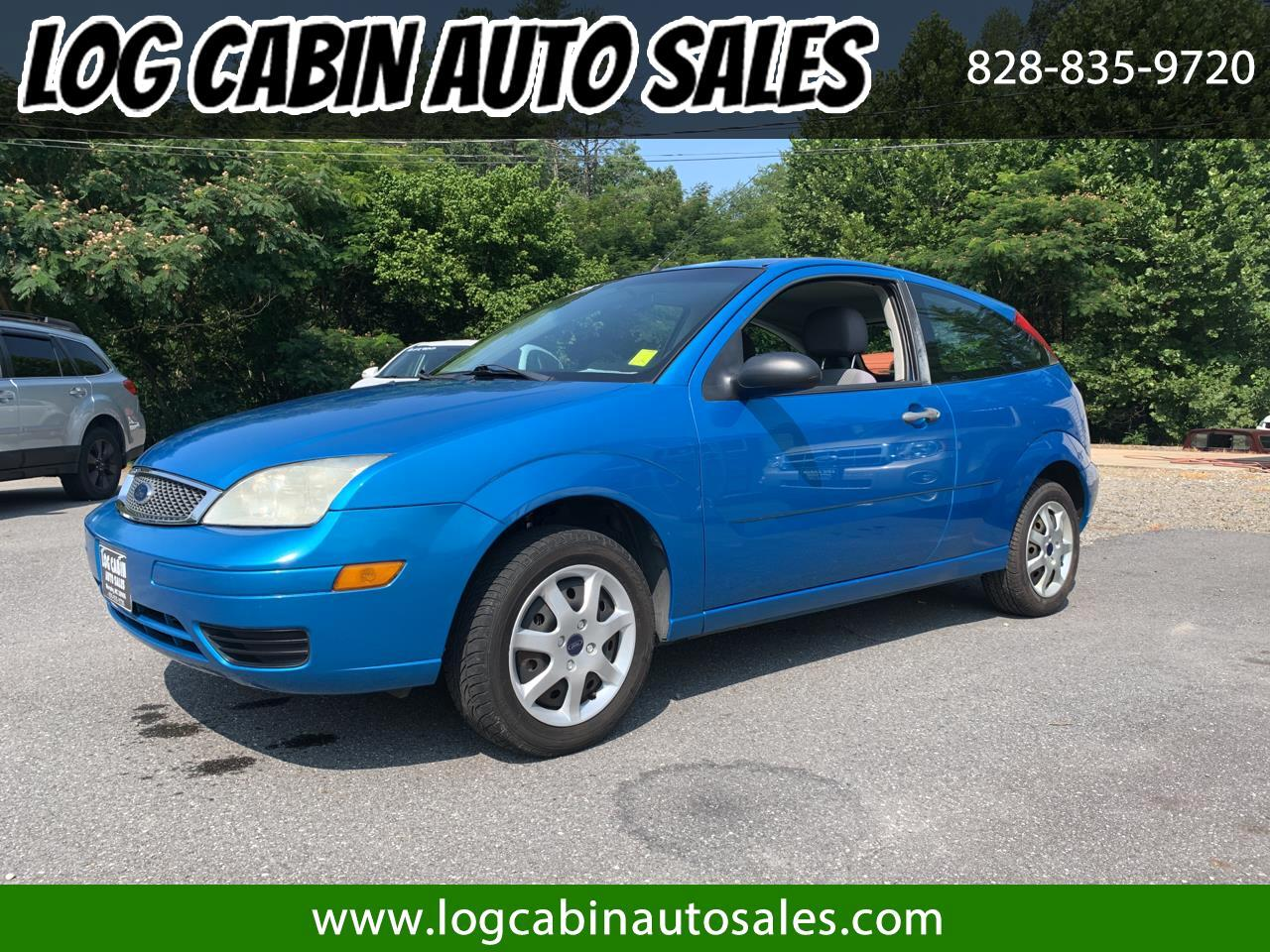 Ford Focus ZX3 S 2007