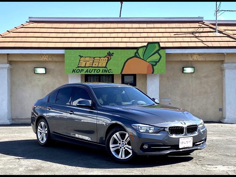 BMW 3-Series 328i SULEV 2016