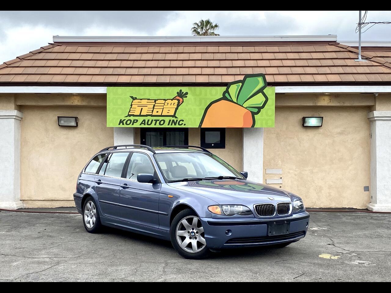 BMW 3-Series Sport Wagon 325i 2003