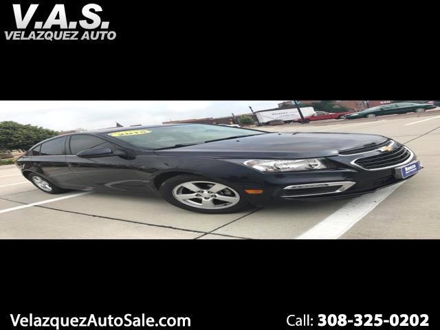 2015 Chevrolet Cruze 4dr Sdn LT