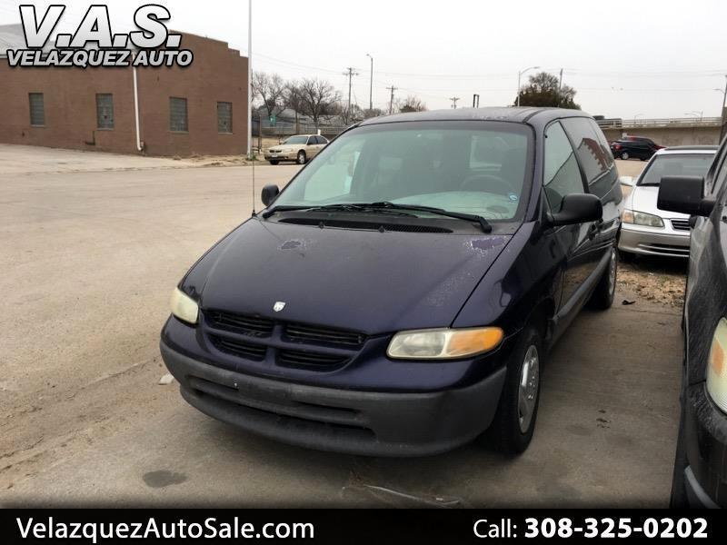 1998 Dodge Caravan 3dr SE