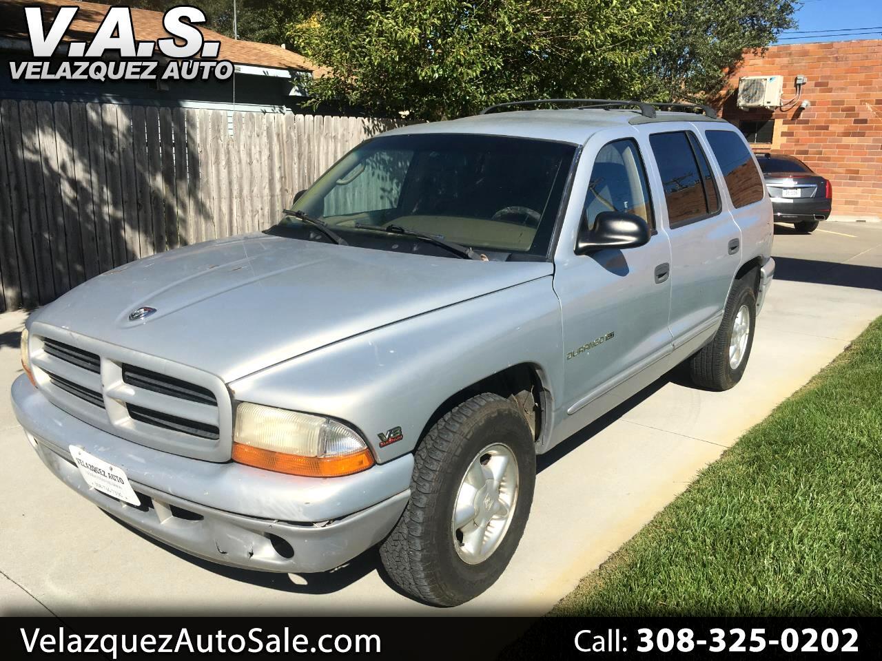 Dodge Durango 2WD 2000
