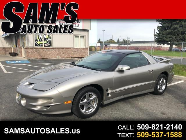 2001 Pontiac Firebird 2dr Coupe Trans Am