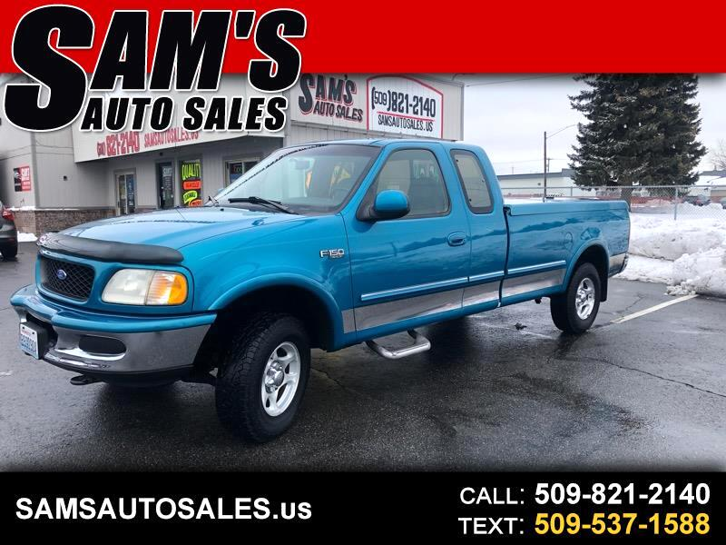 1997 Ford F-150 SuperCab Long Bed 4WD