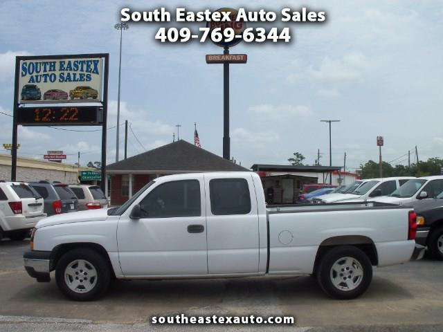 2006 Chevrolet Silverado 1500 Ext. Cab Long Bed 2WD