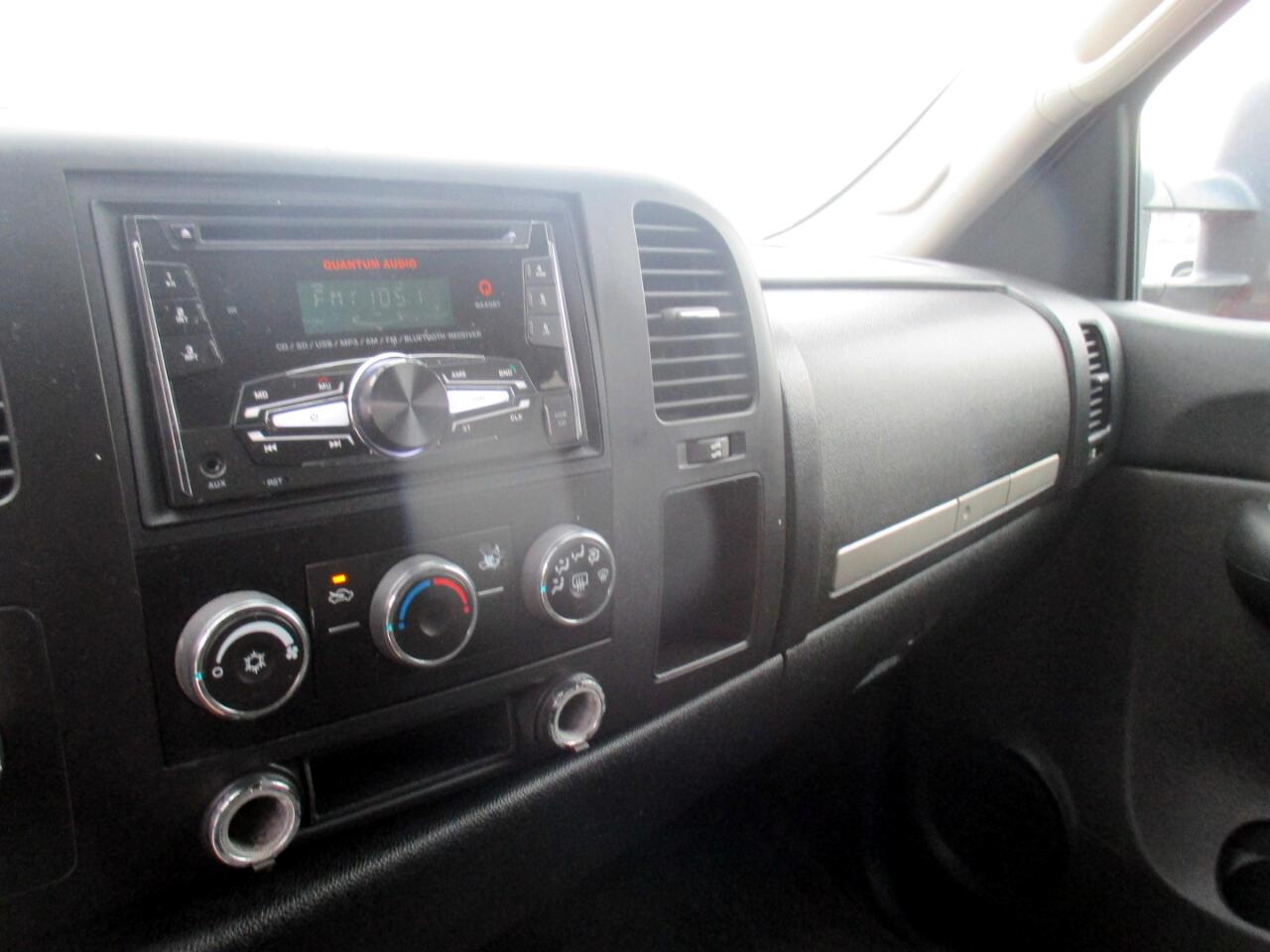 2007 Chevrolet Silverado 2500HD 4WD Crew Cab 153