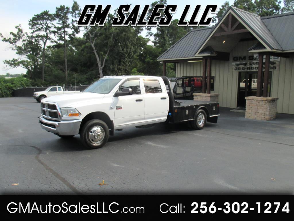 "2011 RAM 3500 4WD Crew Cab 172"" WB 60"" CA ST"