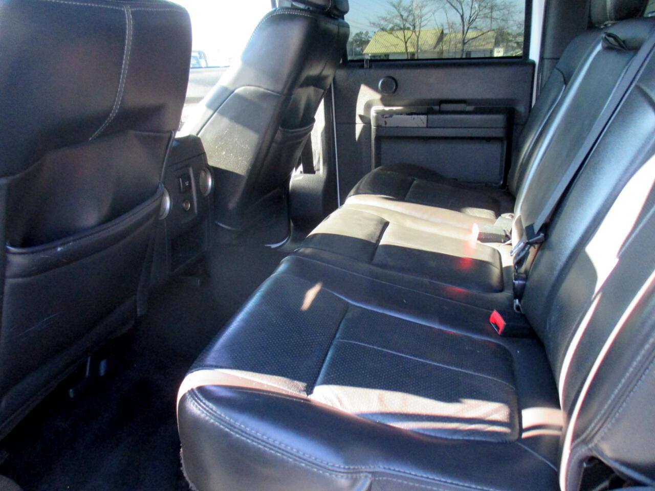 2011 Ford Super Duty F-250 SRW 4WD Crew Cab 156