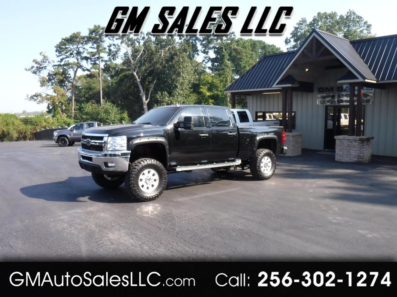 """2011 Chevrolet Silverado 2500HD 4WD Crew Cab 153.7"""" LT"""