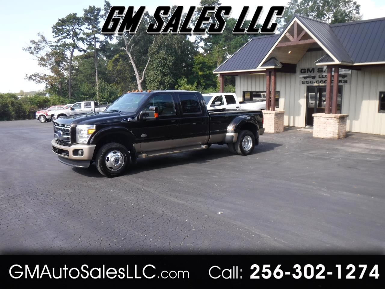 "2013 Ford Super Duty F-350 DRW 4WD Crew Cab 172"" King Ranch"