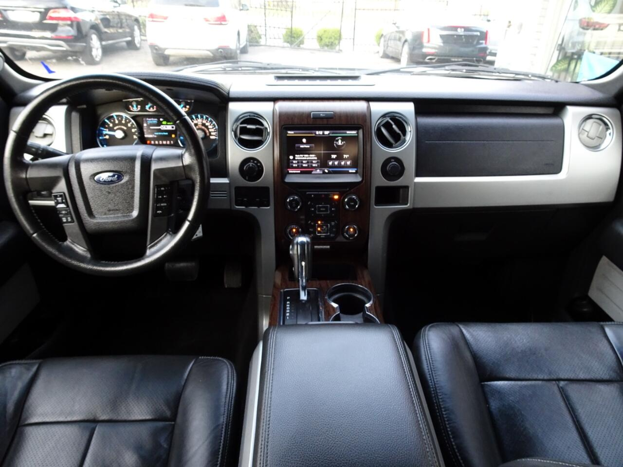 2013 Ford F-150 Lariat SuperCrew 4WD