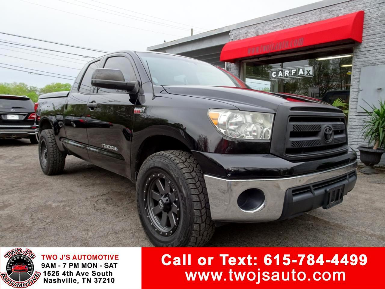 2011 Toyota Tundra 4WD Truck Dbl 5.7L V8 6-Spd AT (Natl)