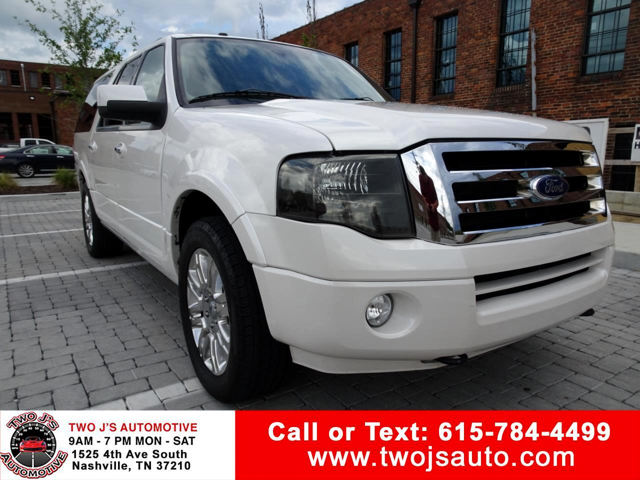 2011 Ford Expedition EL 4WD 4dr Limited