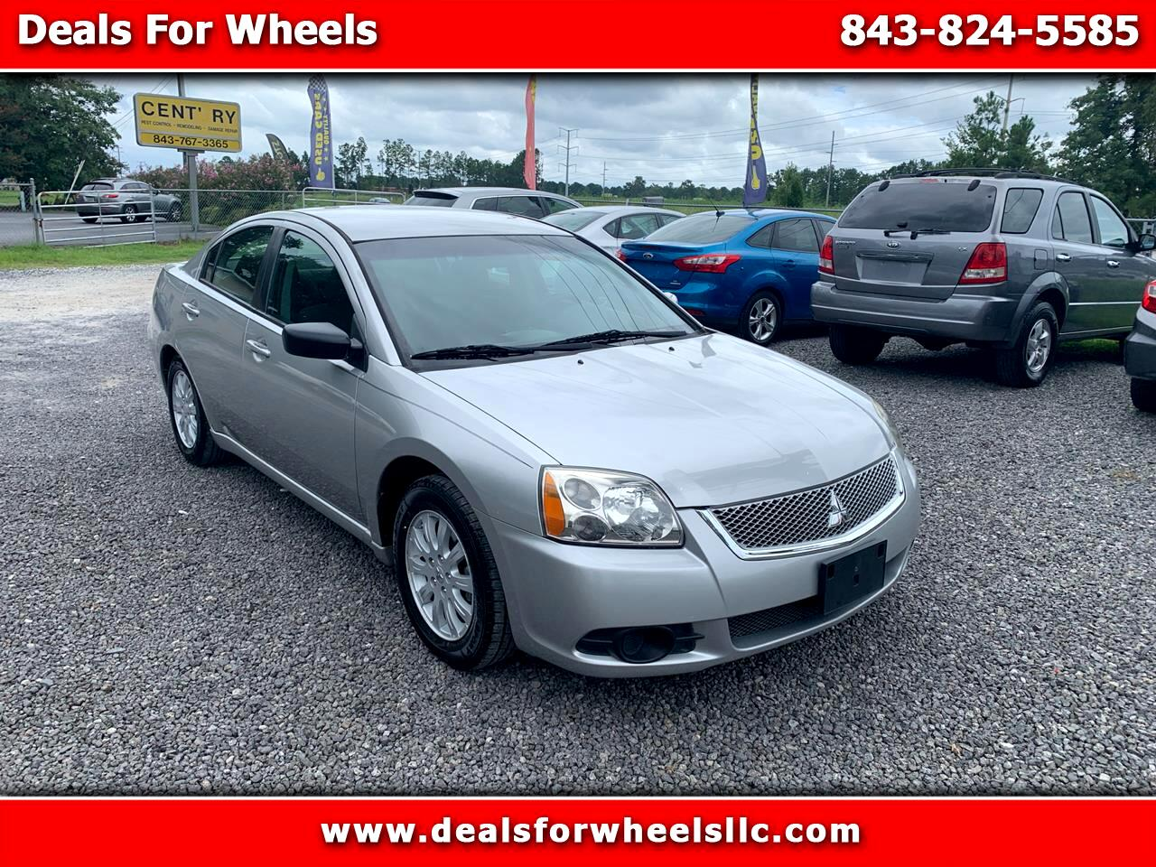 Used 2012 Mitsubishi Galant FE for Sale in Ladson SC 29456