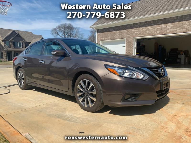 Western Auto Sales >> Used 2017 Nissan Altima 2 5 Sl For Sale In Bowling Green Ky