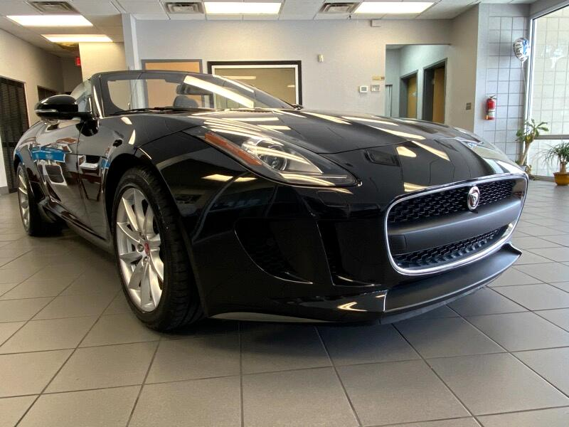 Jaguar F-Type Base Convertible 2017