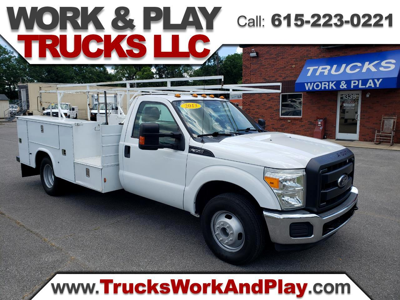 Ford F-350 SD XL DRW 2WD 2013