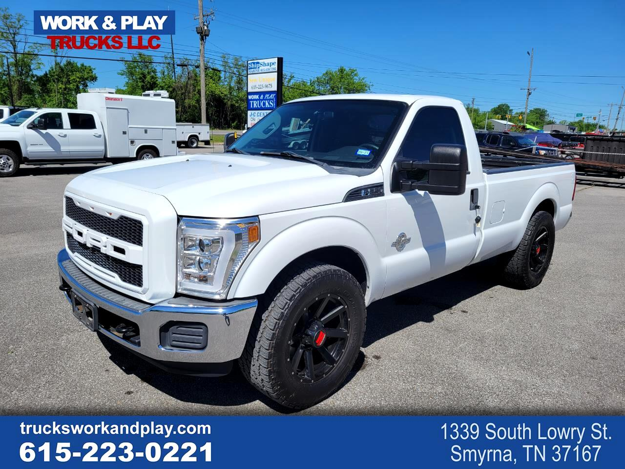 Ford F-250 SD XL 2WD 2014