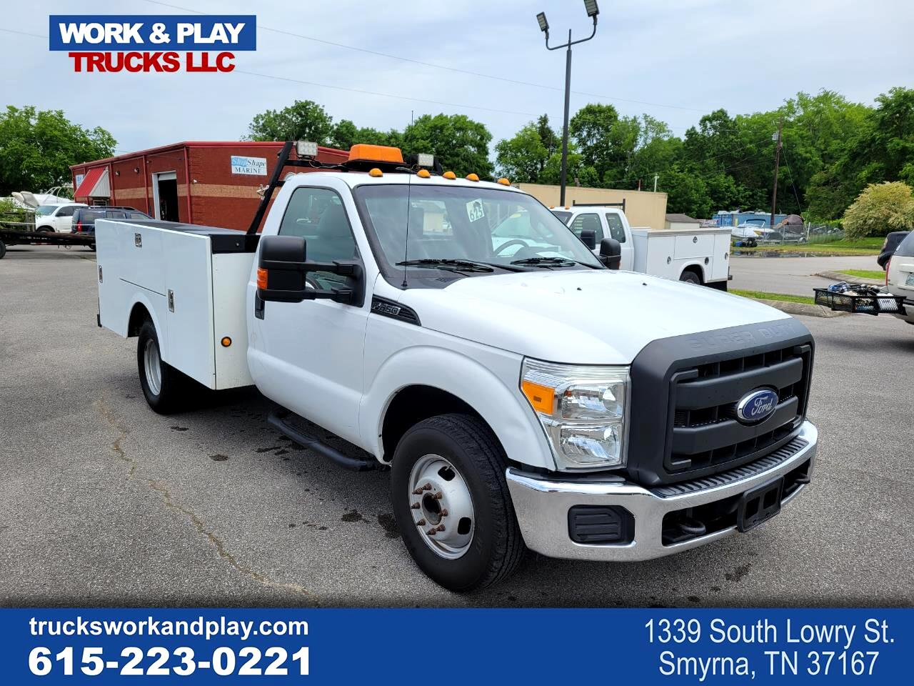 Ford F-350 SD XL DRW 2WD 2016