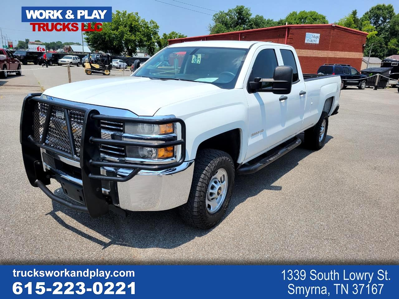 """Chevrolet Silverado 2500HD Built After Aug 14 2WD Double Cab 158.1"""" Work Truck 2015"""