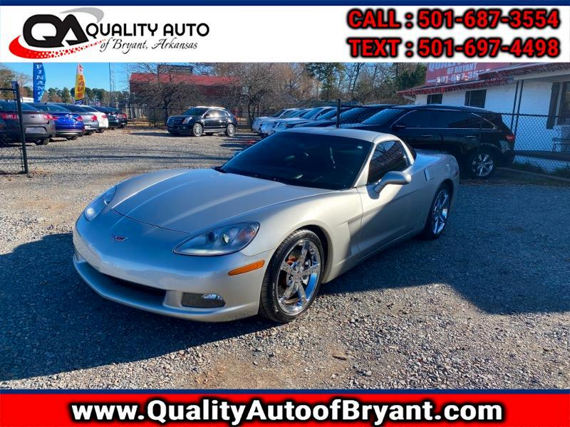 2008 Chevrolet Corvette 1LT Convertible