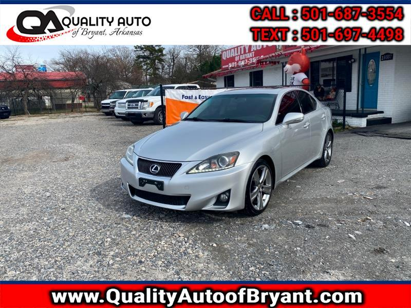 Lexus IS 250 250 RWD 2013