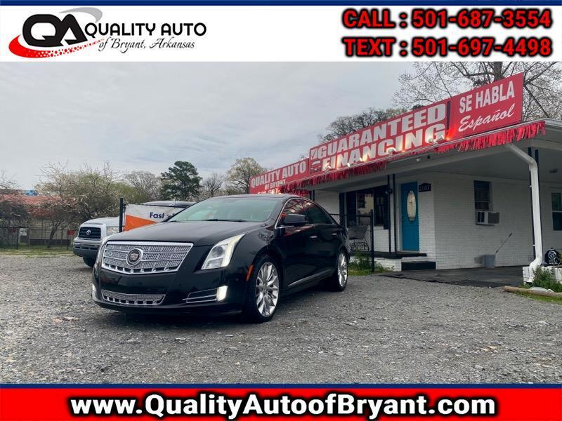 Cadillac XTS Platinum FWD 2014