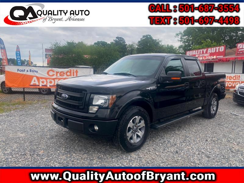 Ford Truck FX2 SuperCrew 5.5-ft. Bed 2WD 2013