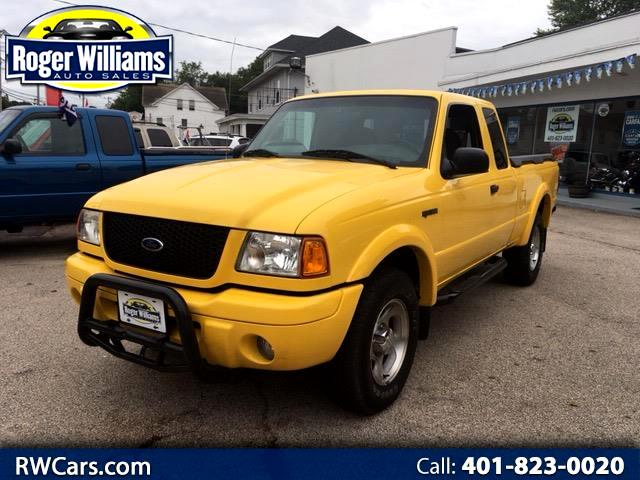 2002 Ford Ranger Edge SuperCab 4WD - 375A