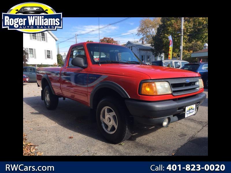 """1993 Ford Ranger 108"""" WB STX"""