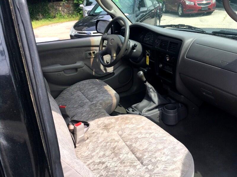 2004 Toyota Tacoma 2WD