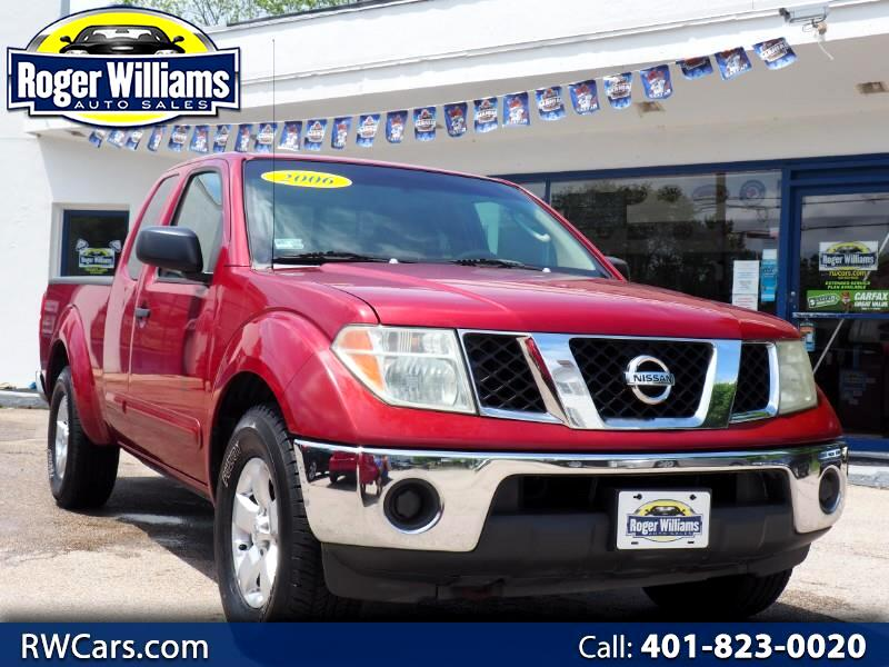 Nissan Frontier LE King Cab 2WD 2006
